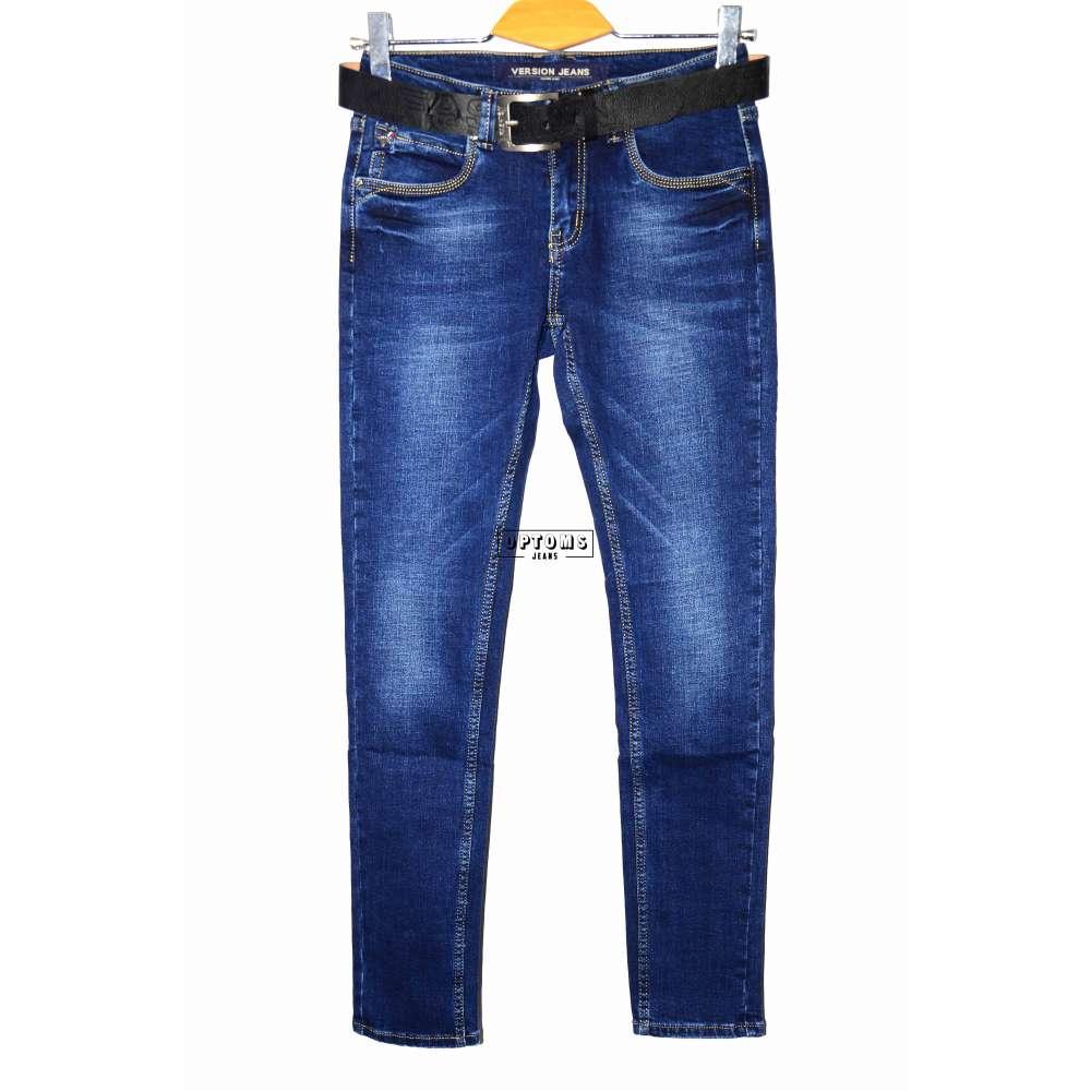 Мужские джинсы на байке Version 3300 29-36/7шт фото