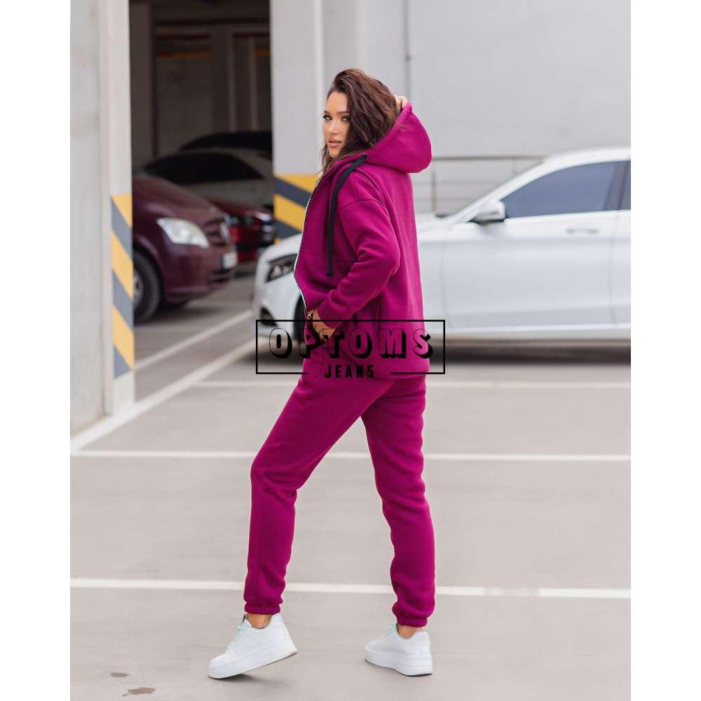 Женский спортивный костюм на флисе тройка 42-44-46-48-4 ед 269-16 фото