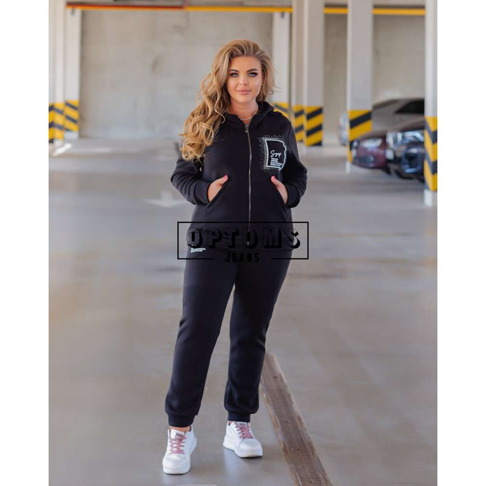 Женский спортивный костюм на флисе 50-56-4ед 269-1 фото